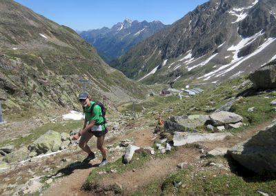 Turnbeutel.TV: Kai-Uwe Ulrich beim Stubai Ultra Trail