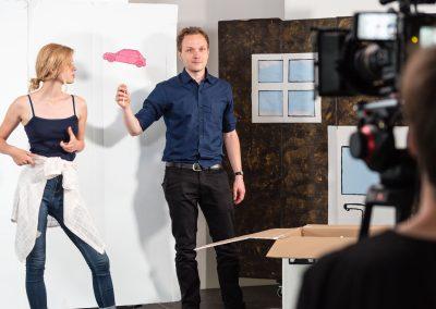 Werbeclip für die VR-Bank Mittelsachsen