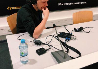Drittelstunde: Der Podcast von sächsische.de mit Marco Hartmann