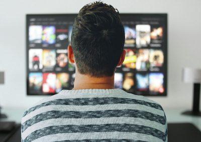 TV-Inhalte auf Wunsch. Streamen wird immer beliebter.
