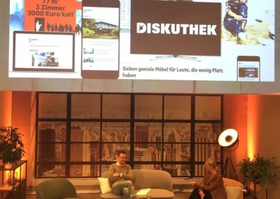 Innovationdays bei Gruner + Jahr