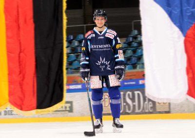 Wir organisierten mit beim Eishockey Open Air Dresden