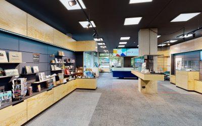 DDV-Lokal in neuem Glanz: Eröffnung des Stores im Haus der Presse