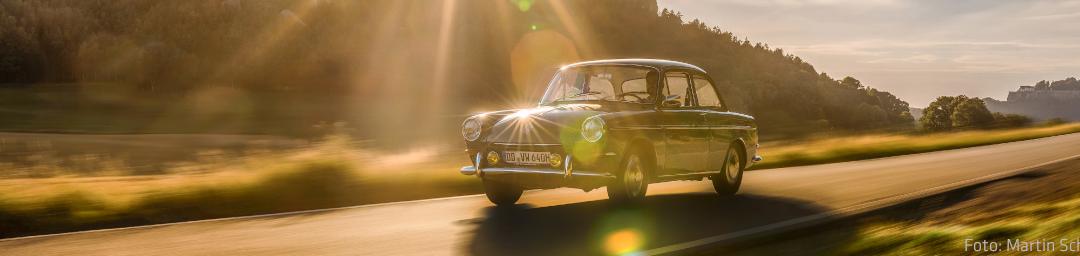 Mit A B S T A N D die größte Rallye – DIE Ausfahrt für Oldtimer!