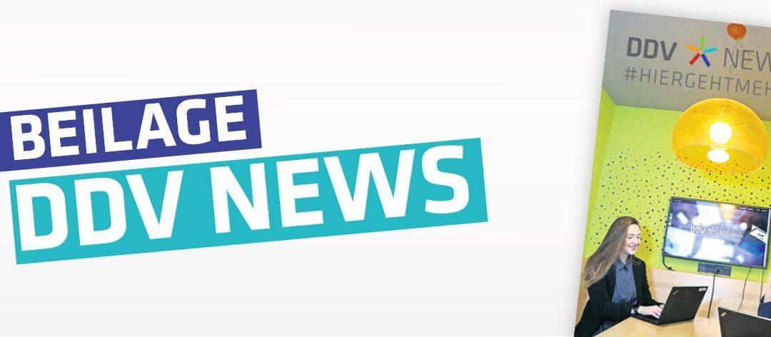 DDV News – hier geht mehr!