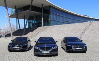 8×8 – Der Dresdner Chauffeur Service mit neuen Modellen