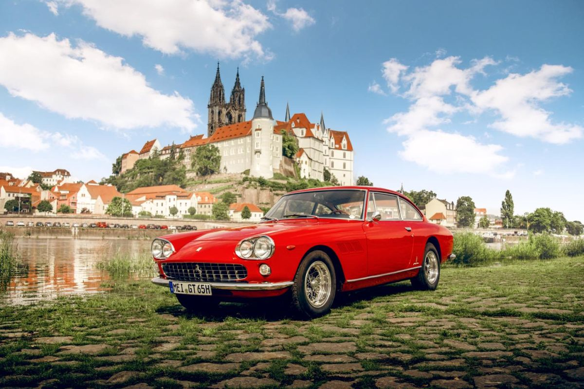 DDV Media - Oldtimer Rallye - Blogbeitrag - Oldtimer